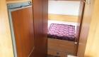 sunlight 6 berth campervan interior rear bed