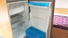 sunlight 6 berth campervan interior fridge