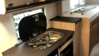 Sunlight V66 Interior sink and hob